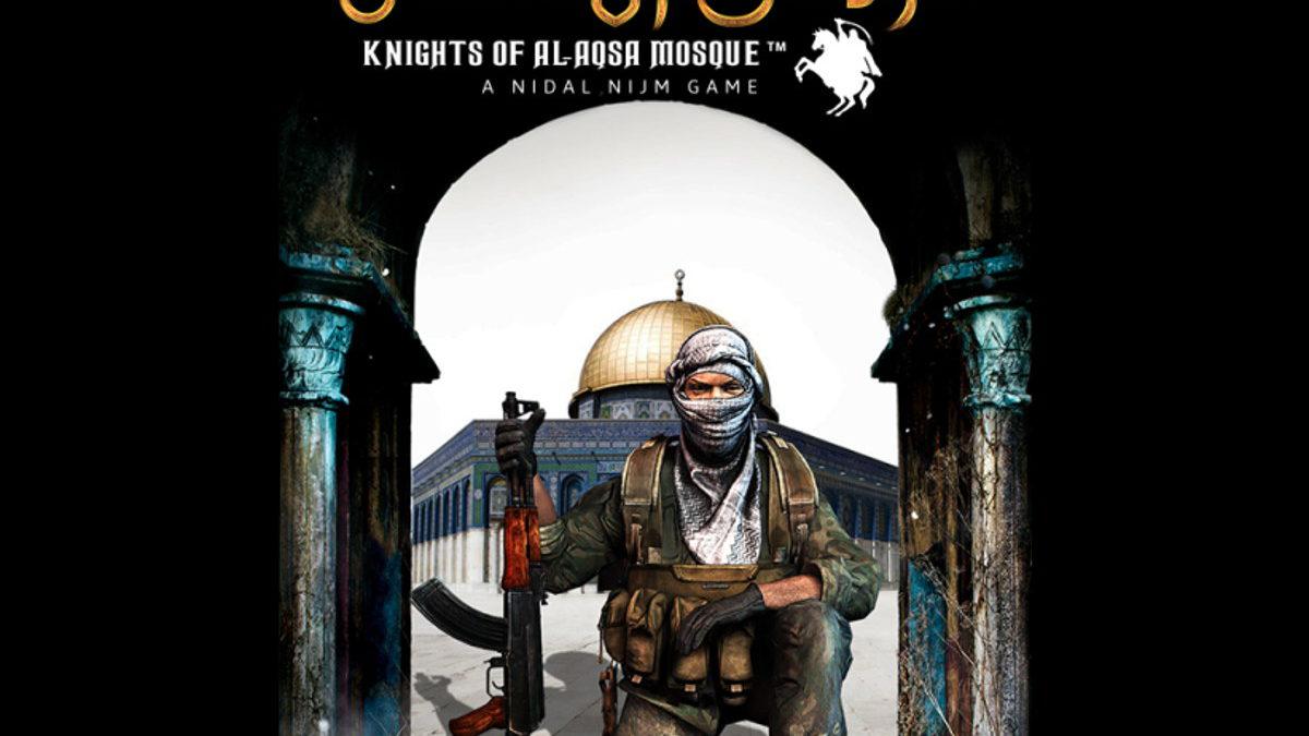 """Un nuevo videojuego permite a los jugadores """"liberar a Palestina"""" y luchar contra Israel"""