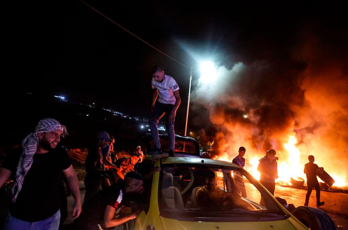 Las FDI extenderán el cierre de Judea y Samaria debido a violentos disturbios islamistas