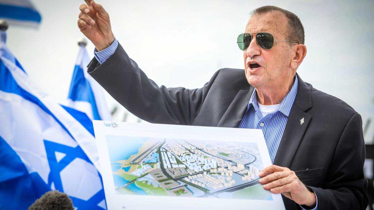 Alcaldes del área metropolitana de Tel Aviv proponen impuesto sobre el metro
