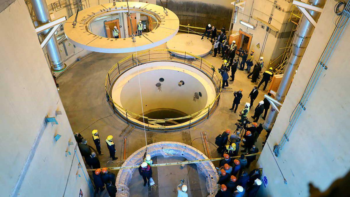 Nuevo jefe nuclear de Irán quiere una revisión rápida del reactor de Arak