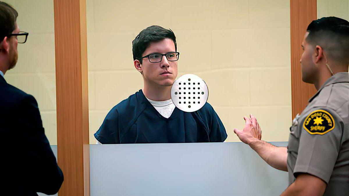 Atacante de la sinagoga de Poway condenado a cadena perpetua