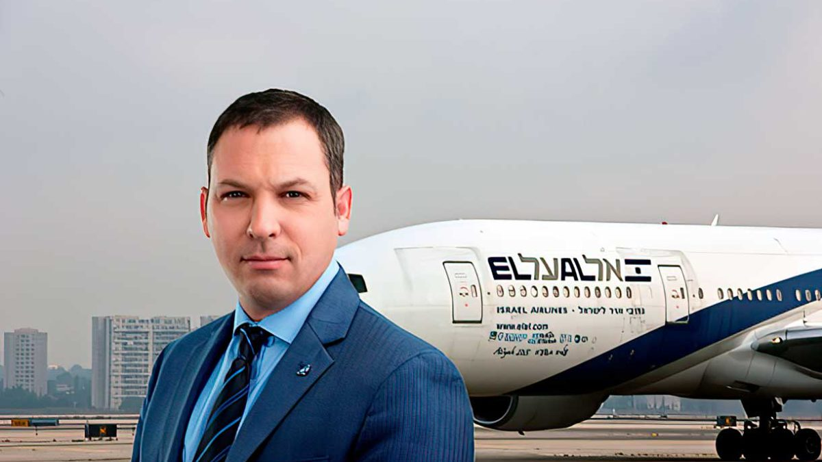 El Al exige una indemnización de $100 millones al gobierno israelí