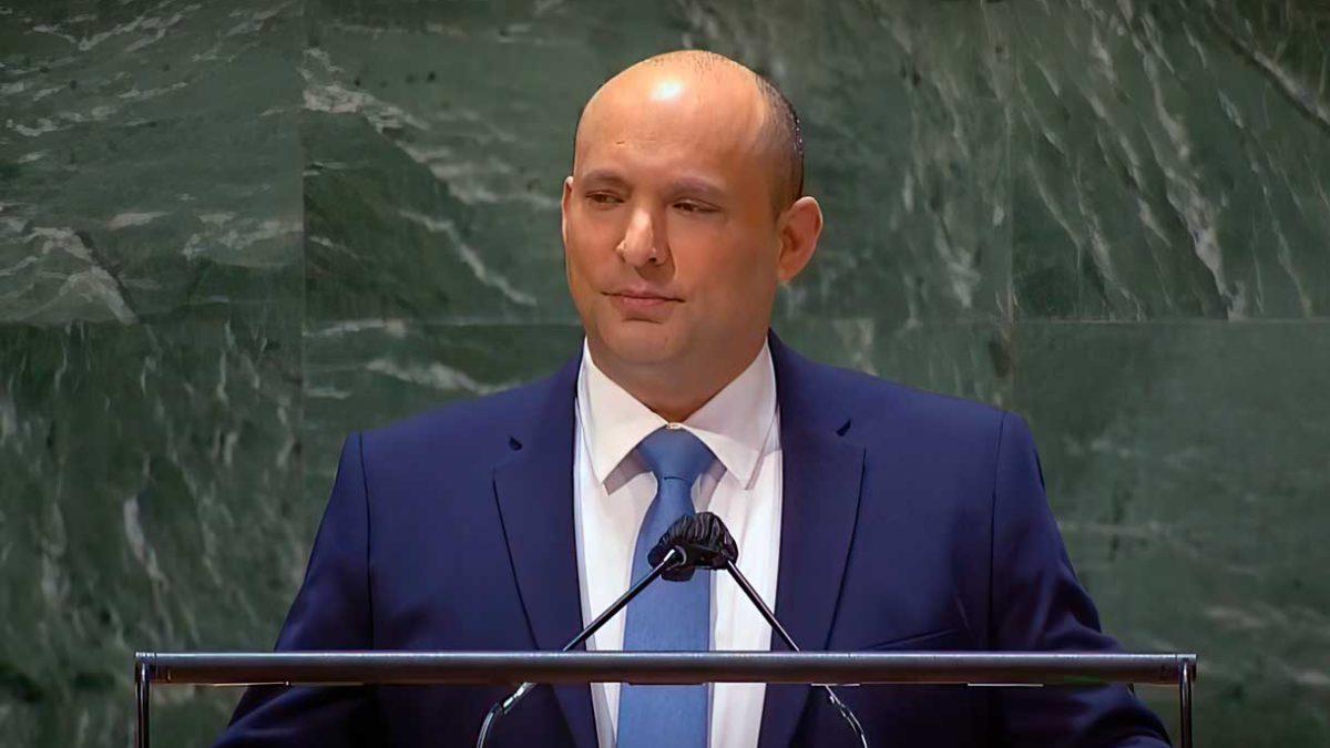 """Bennett en las Naciones Unidas: """"Israel fue pionero en la vacuna de refuerzo"""""""