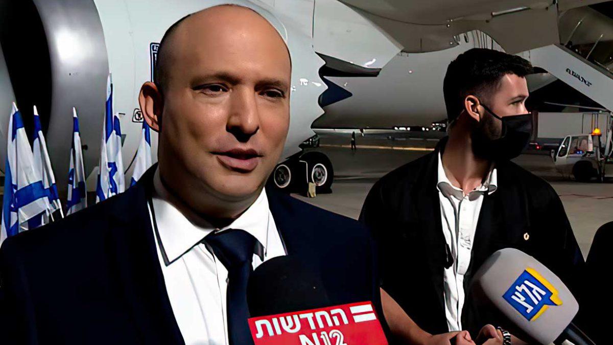 """Bennett parte hacia Nueva York: """"Haré oír la voz de Israel en la ONU"""""""