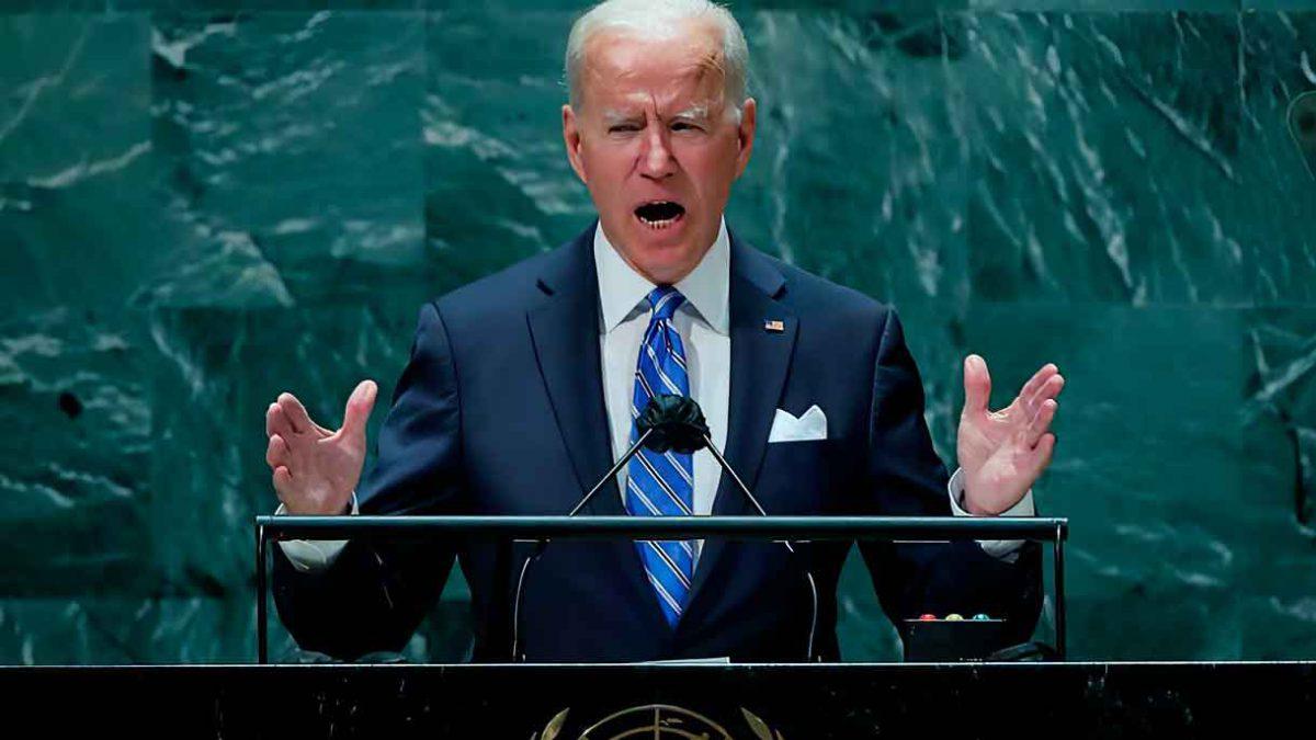 """Biden propaga su indiferencia en la frontera y en todo el mundo: pero predica sobre """"dignidad"""" en la ONU"""