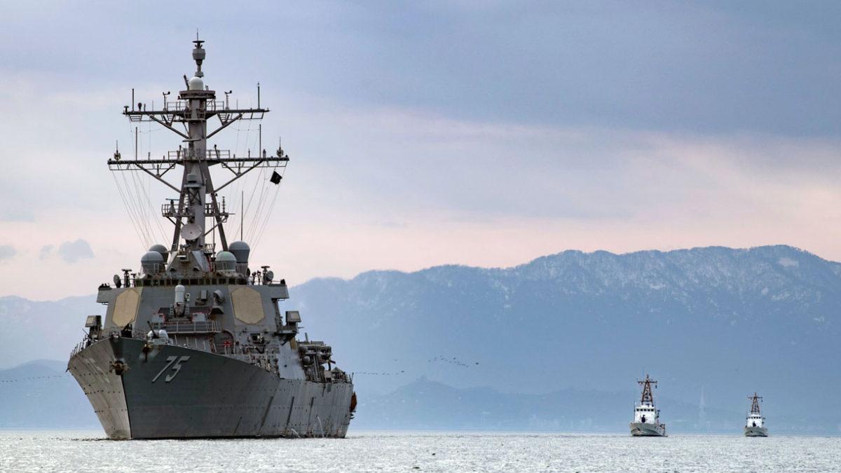 Armada de EE.UU. recurre a los destructores para combatir la amenaza submarina rusa