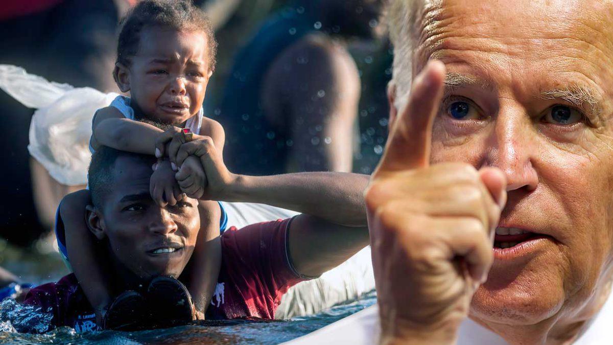 El desastre evitable de Biden en la frontera sur reivindica las políticas de Trump