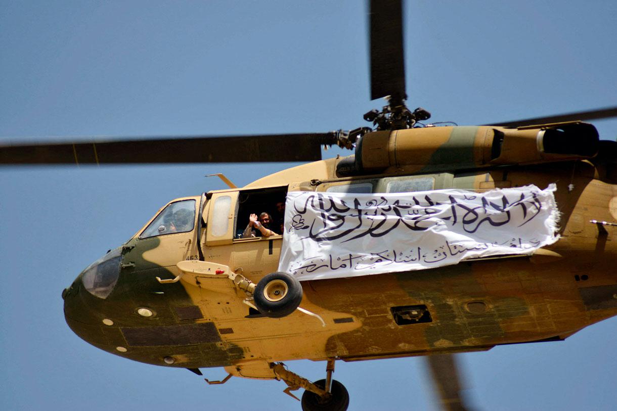 Biden ha armado a los talibanes para que causen destrucción durante generaciones