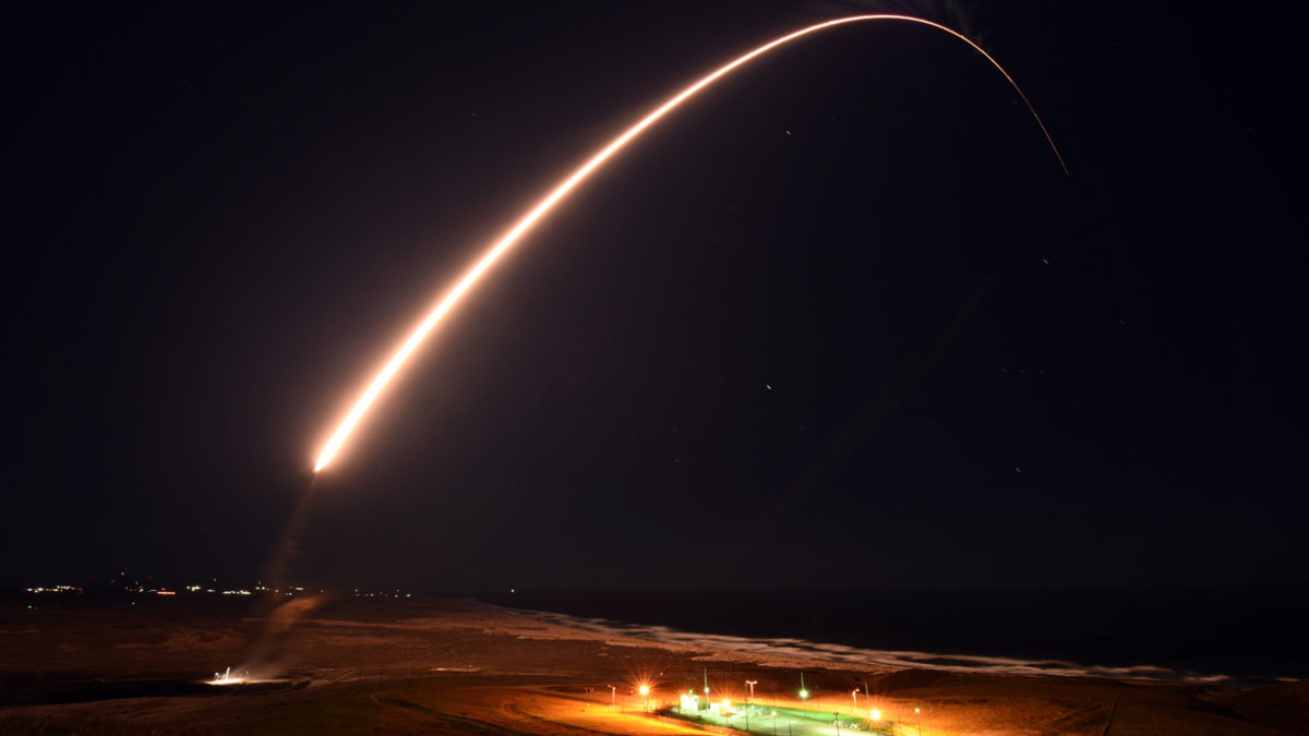 El ICBM de nueva generación sobrevive al intento de desfinanciación en la Cámara