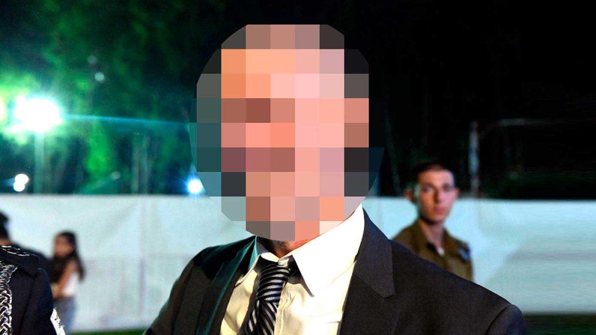 Medios palestinos filtran foto y dirección del nuevo jefe del Shin Bet