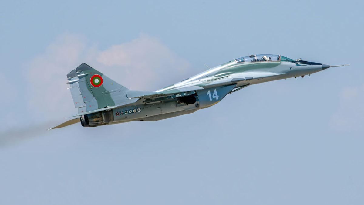 Bulgaria advierte a Rusia de que podría cancelar el acuerdo de servicio del MiG-29