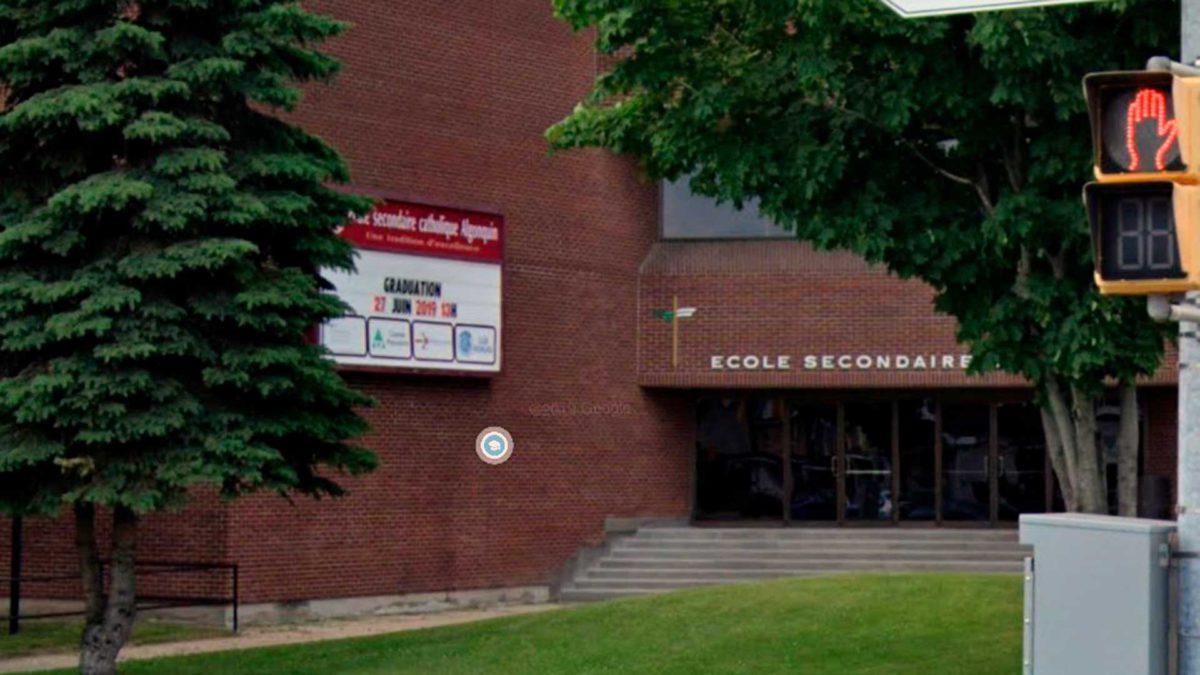 """Un """"inquietante"""" incidente antisemita en una escuela de Ontario da lugar a una investigación policial"""