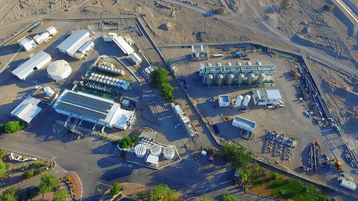En marcha ampliación de planta desalinizadora de Eilat por 500m de NIS
