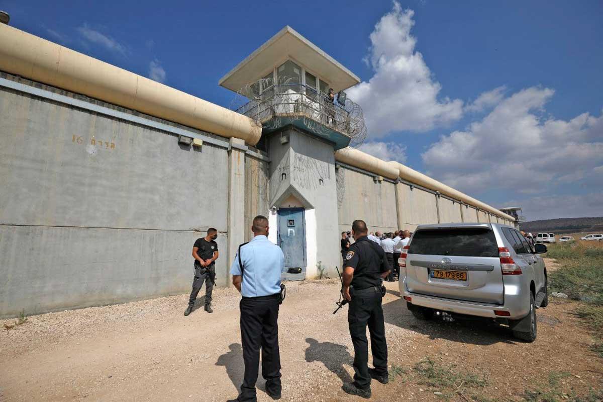 Fuga de Gilboa: Los presos de seguridad aprovecharon una falla estructural de la prisión