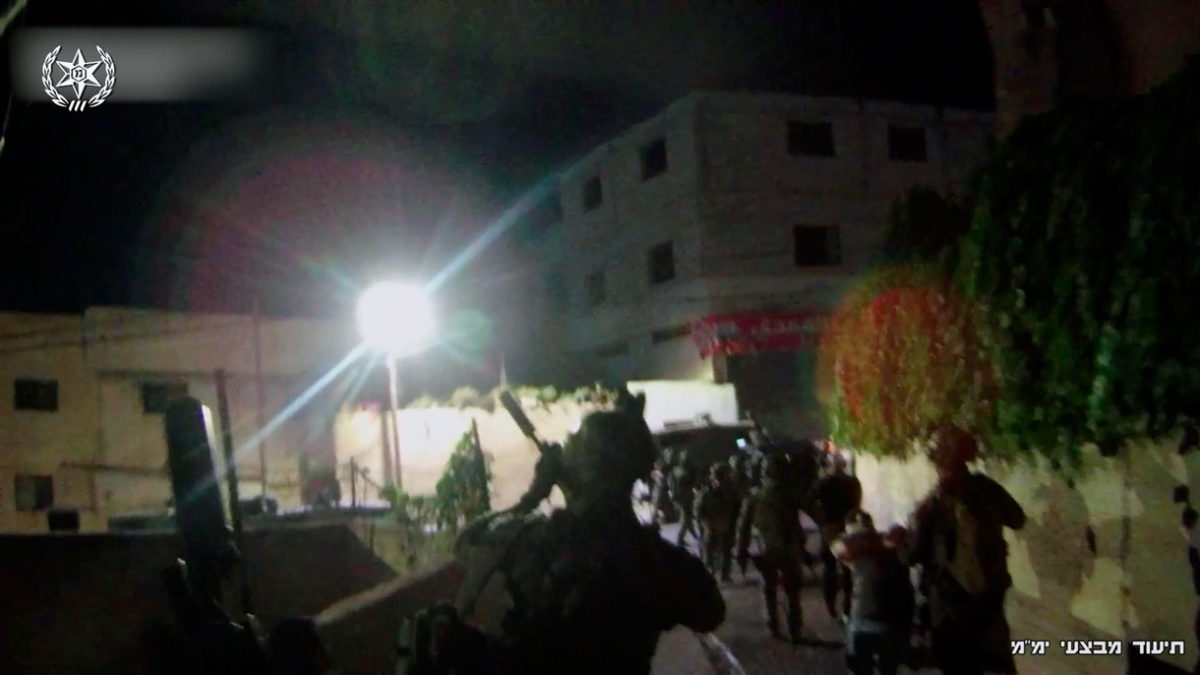 Palestinos admiten que recaptura de terroristas fugados demuestra la destreza de la inteligencia israelí