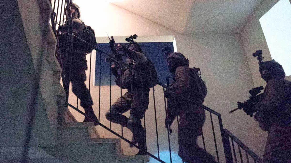 Detenidos los dos terroristas restantes de la fuga de la prisión de Gilboa