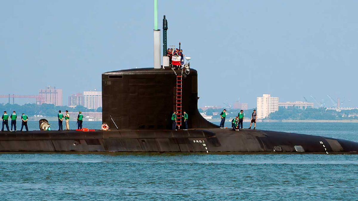 Por qué los submarinos nucleares para Australia tienen mucho sentido