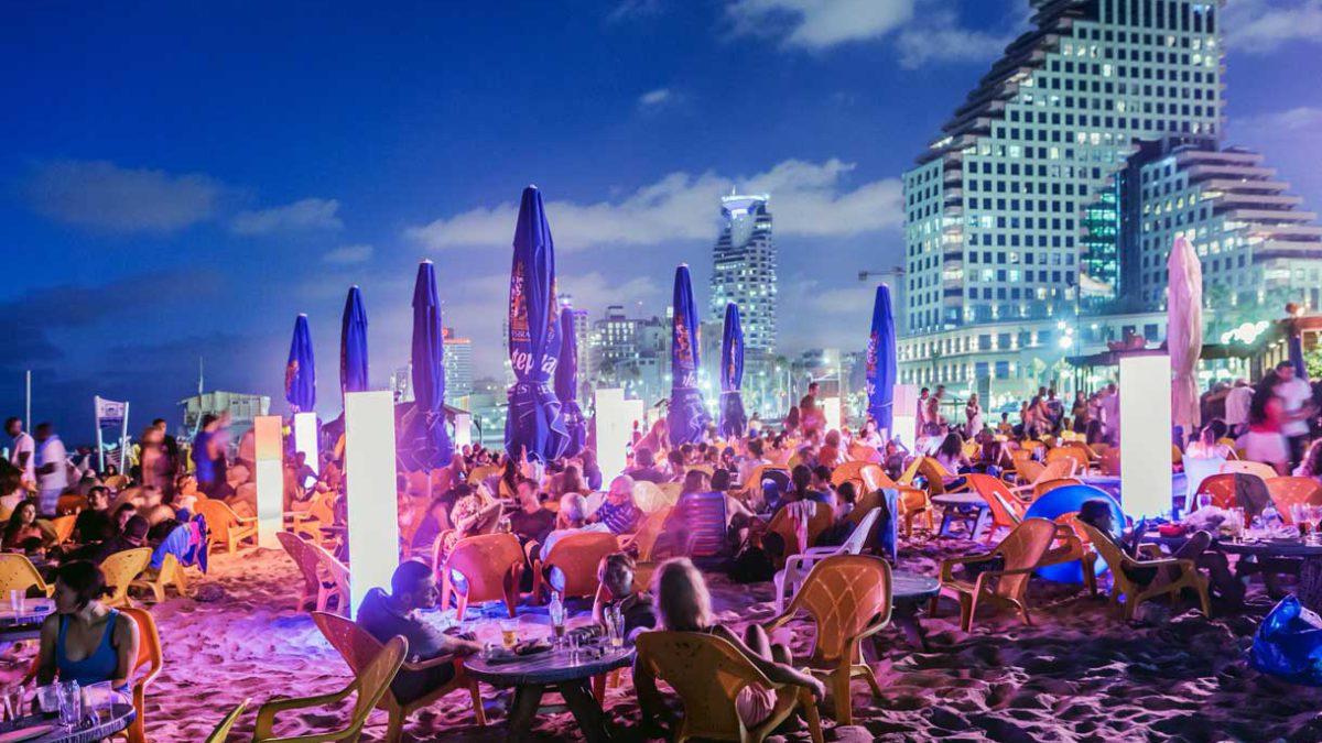 Time Out clasifica a Tel Aviv como la ciudad más divertida del mundo