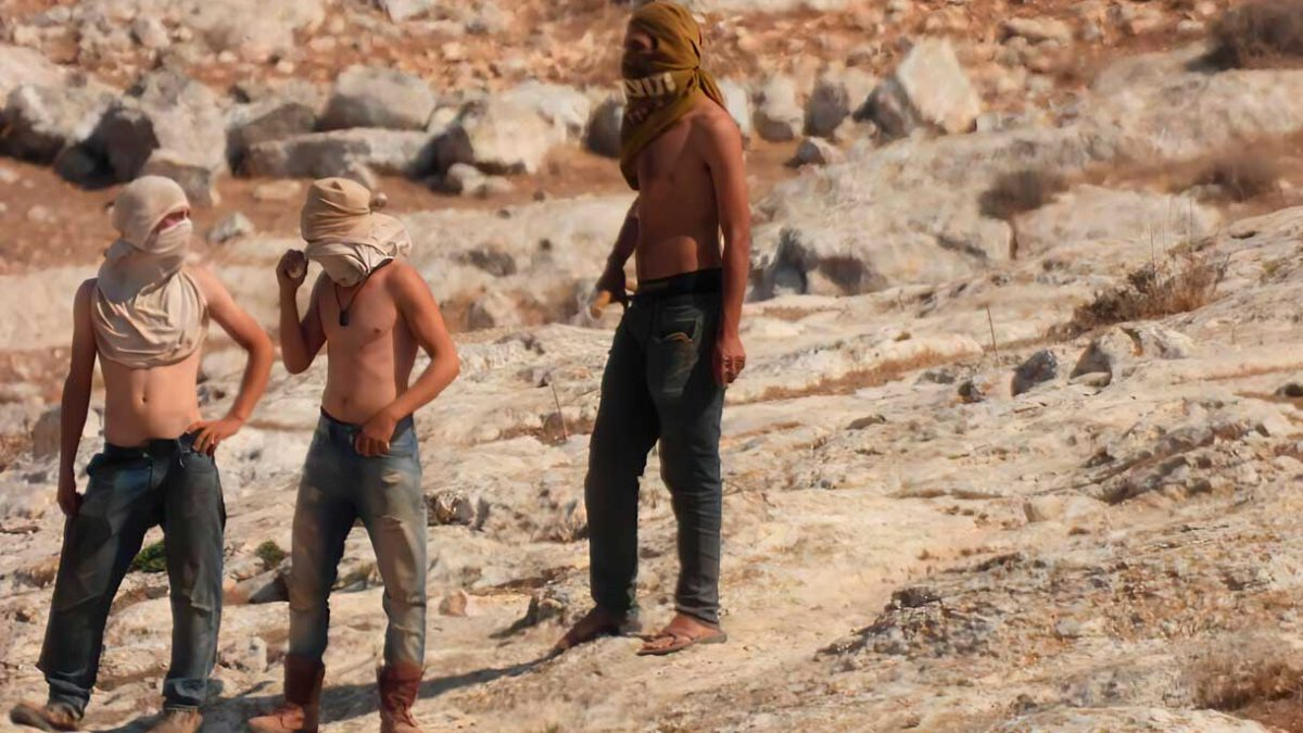3 judíos detenidos por un presunto atentado terrorista