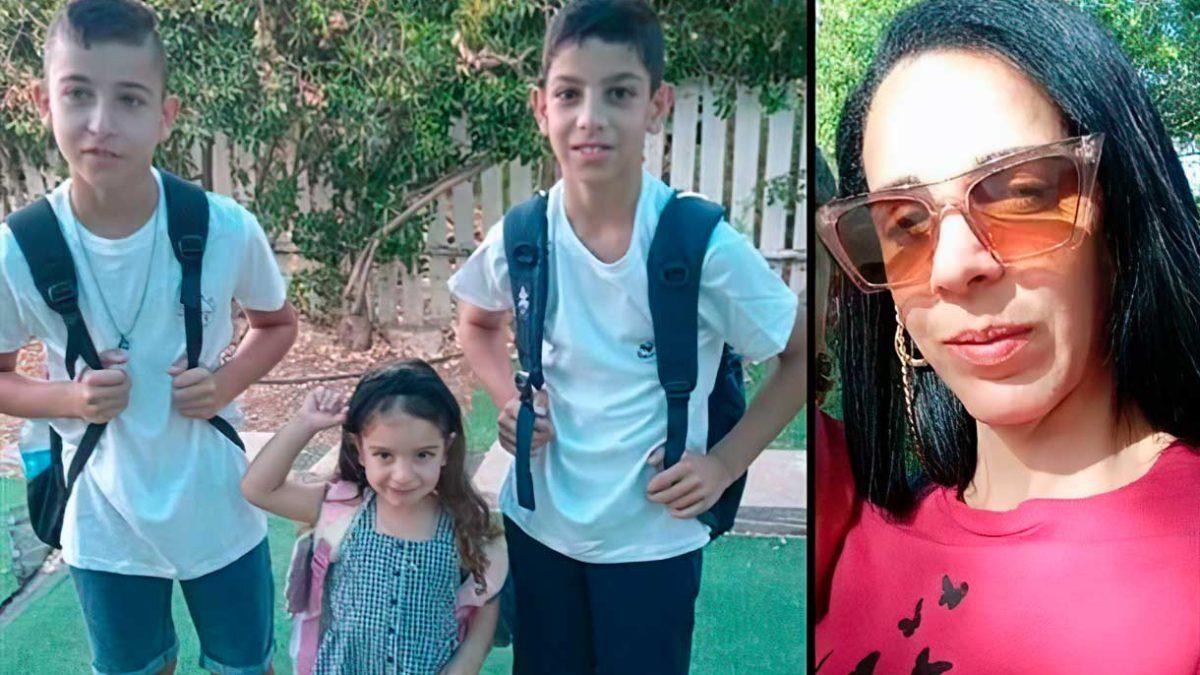 Una madre y sus tres hijos mueren en accidente de autobús