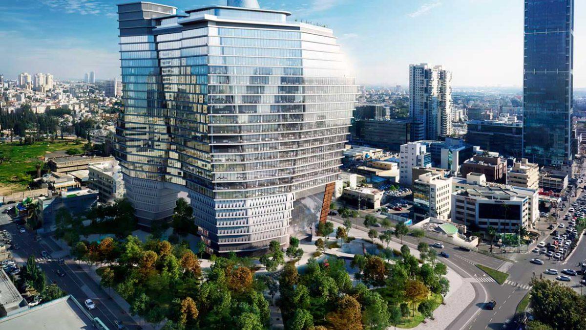 Comienzan las obras de la torre ToHa2 de 63 plantas en Tel Aviv