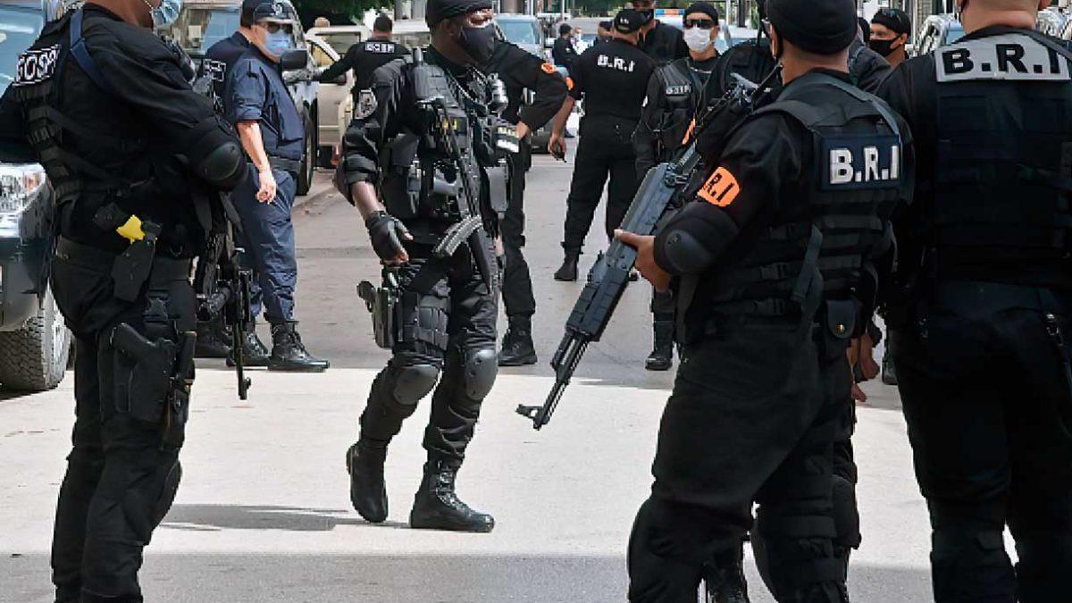 """Argelia afirma haber frustrado un atentado perpetrado """"con ayuda de una entidad sionista"""""""