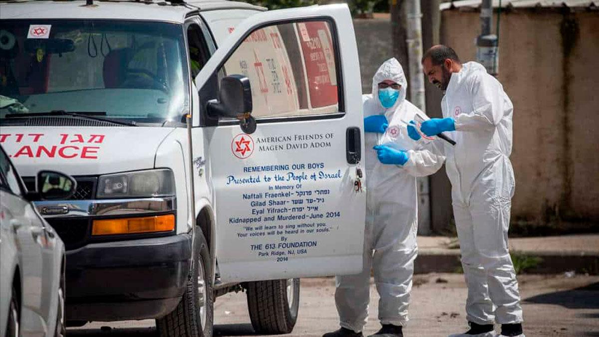 Covid-19 en Israel: el número de casos graves y hospitalizaciones cae al nivel más bajo desde agosto