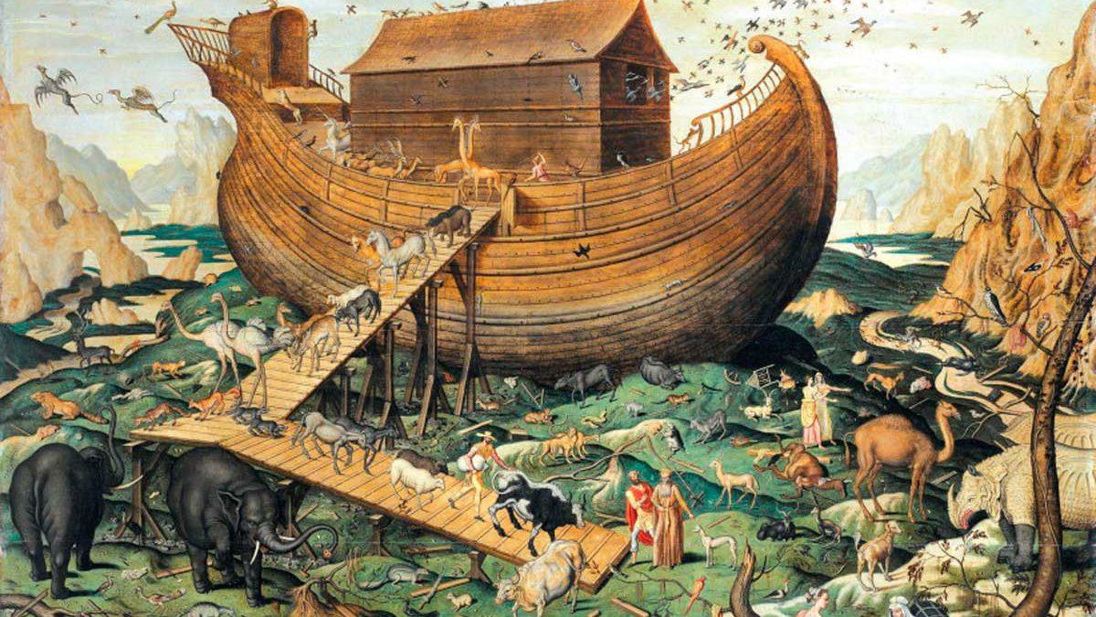 ¿Se ha demostrado por fin la ubicación del Arca de Noé mediante escaneos 3D?