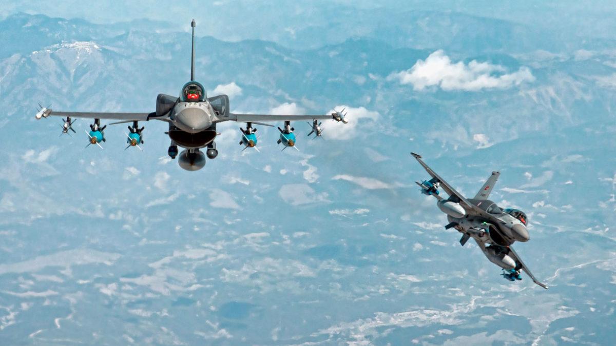 Turquía ha intensificado sus ataques aéreos en Siria e Irak