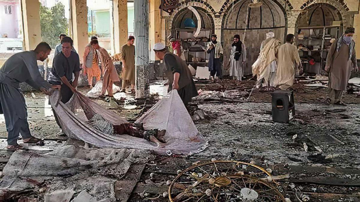 Estado Islámico se atribuye el ataque suicida en Afganistán