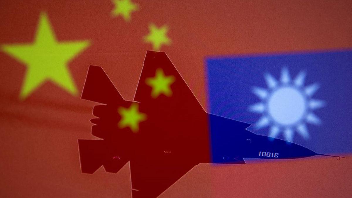 China culpa a Estados Unidos del aumento de tensiones sobre Taiwán