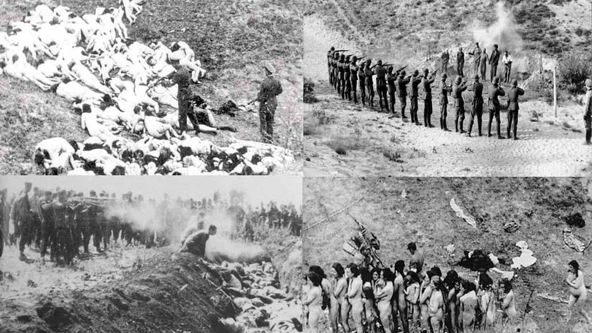 Masacre de Babi Yar: Revelan nombres y testimonios de nazis 80 años después