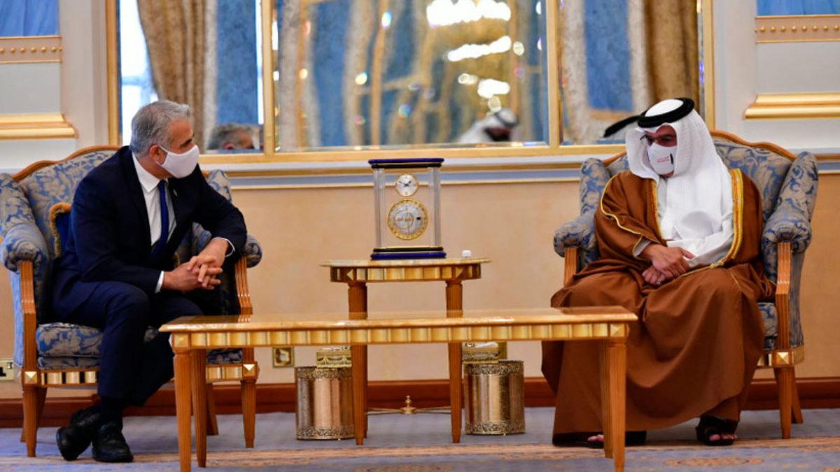 Israel y Bahréin son socios contra el extremismo