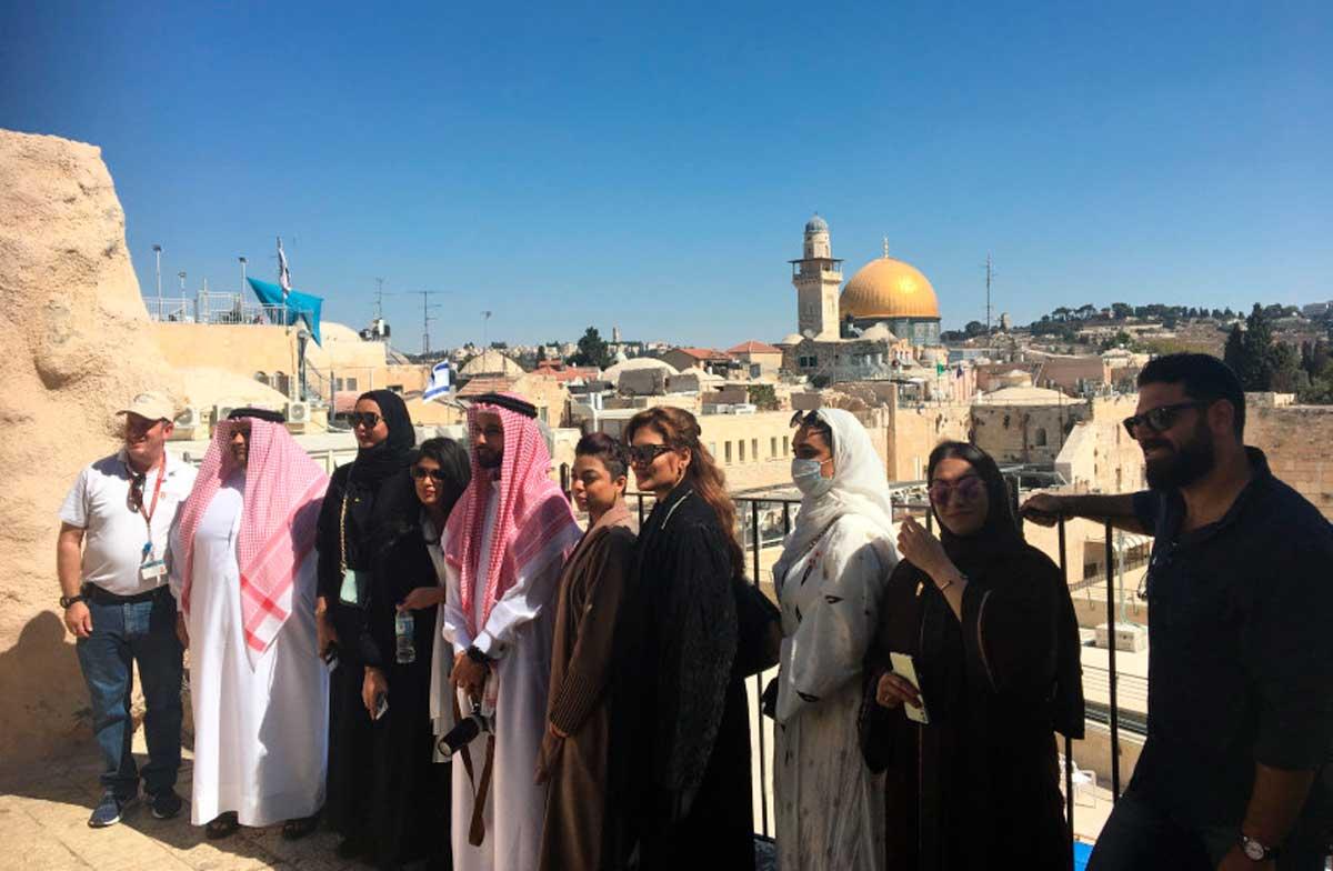 Activistas de Bahréin encuentran puntos en común con los israelíes