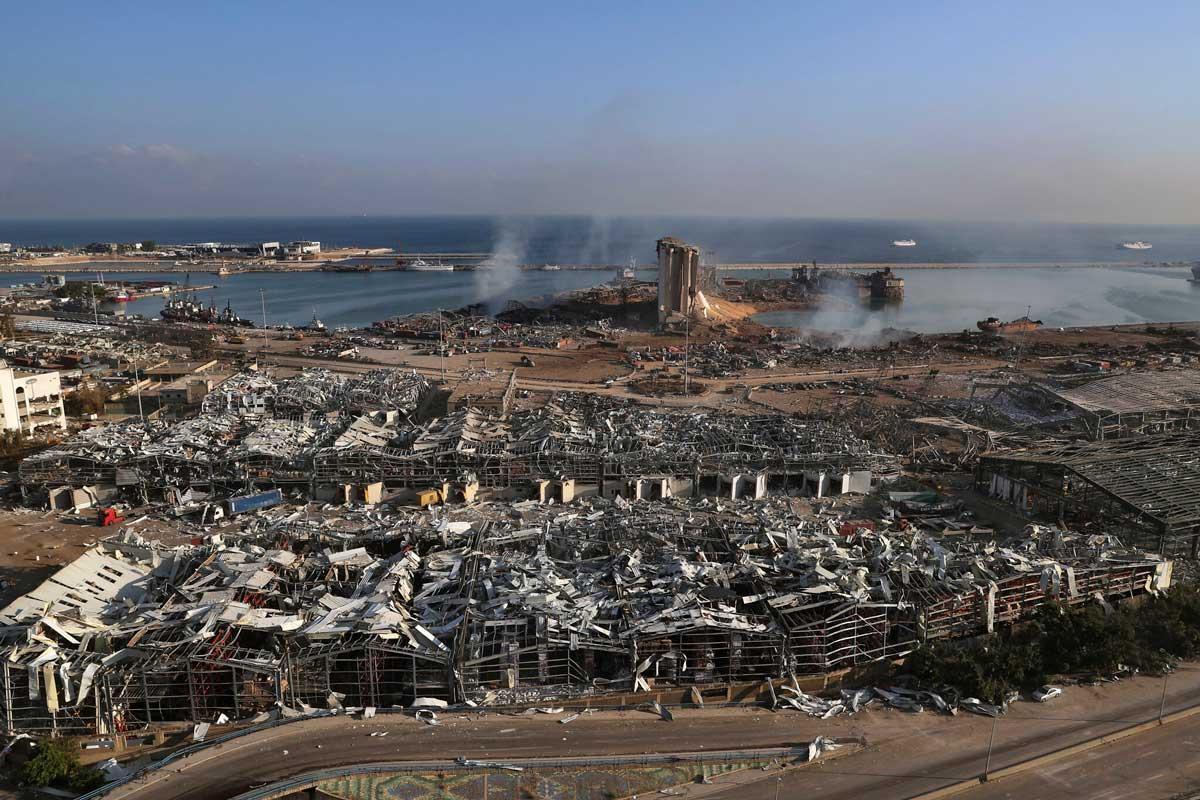 Hezbolá pide destituir al juez que investiga la explosión del puerto de Beirut