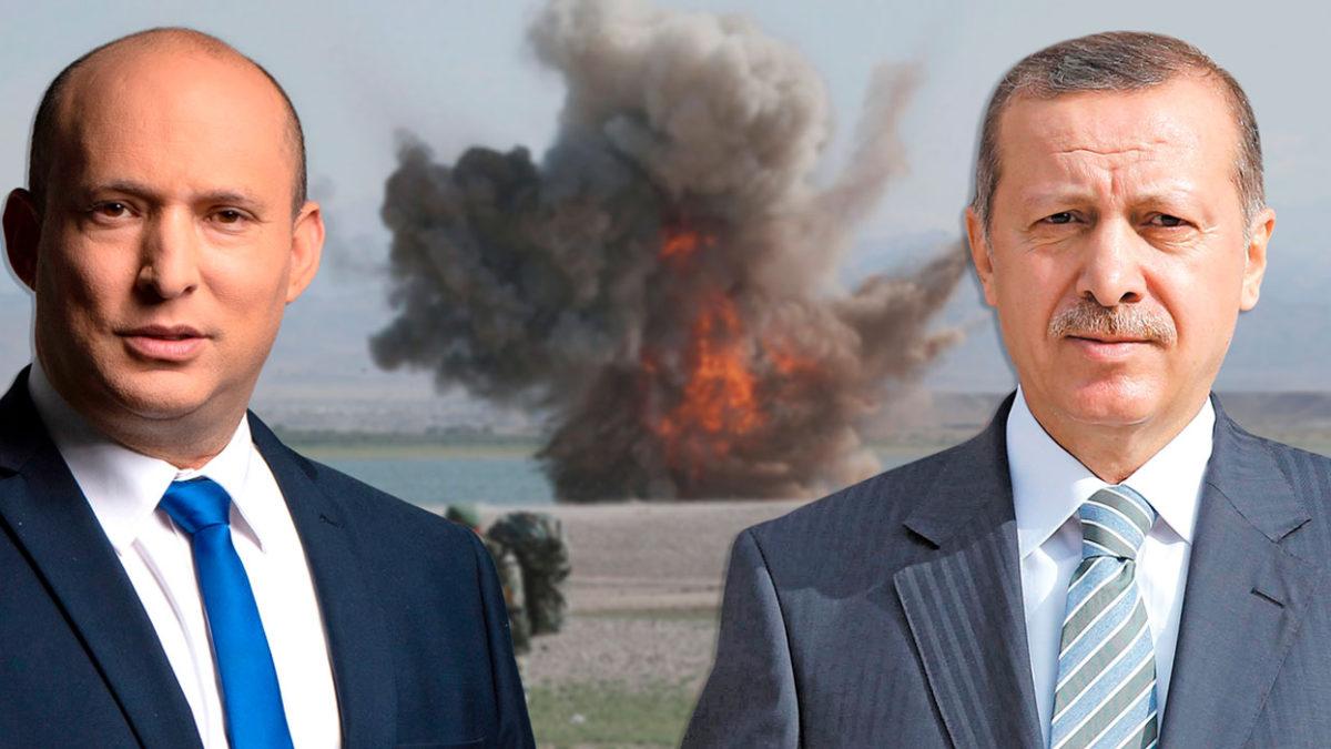La conducta de Irán puede acelerar el acercamiento entre Israel y Turquía