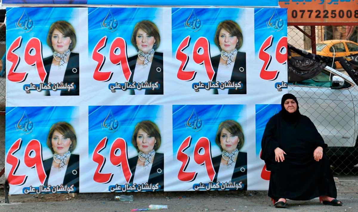 Elecciones en Irak: Los partidos vinculados a Irán enfrentan una creciente reacción negativa