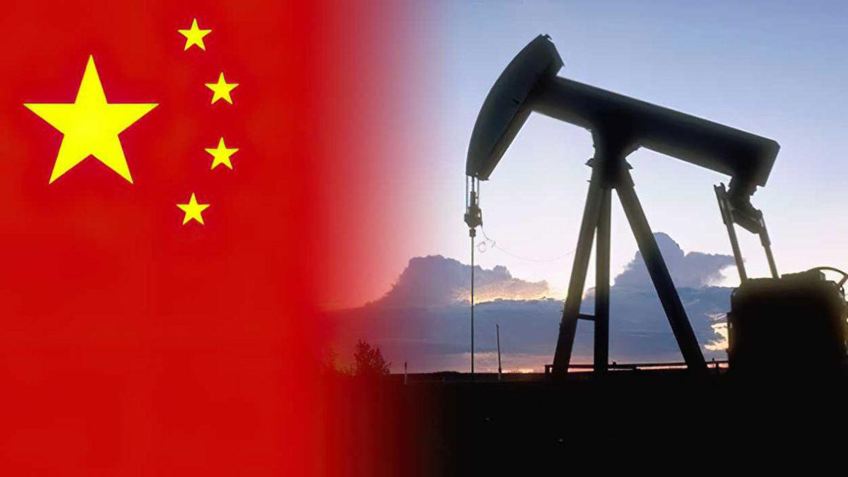 Las importaciones de petróleo de China disminuyeron en septiembre