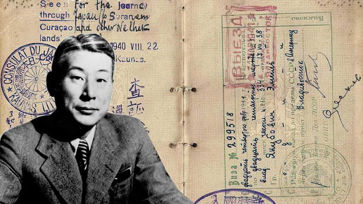 Hijo de diplomático japonés que salvó a judíos de los nazis obtiene una visa para entra a Israel