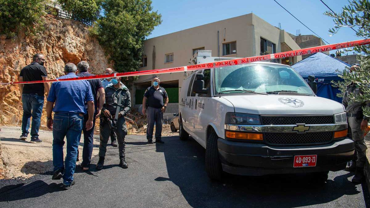 Las FDI no tendrán ningún papel en la lucha contra la violencia de la comunidad árabe
