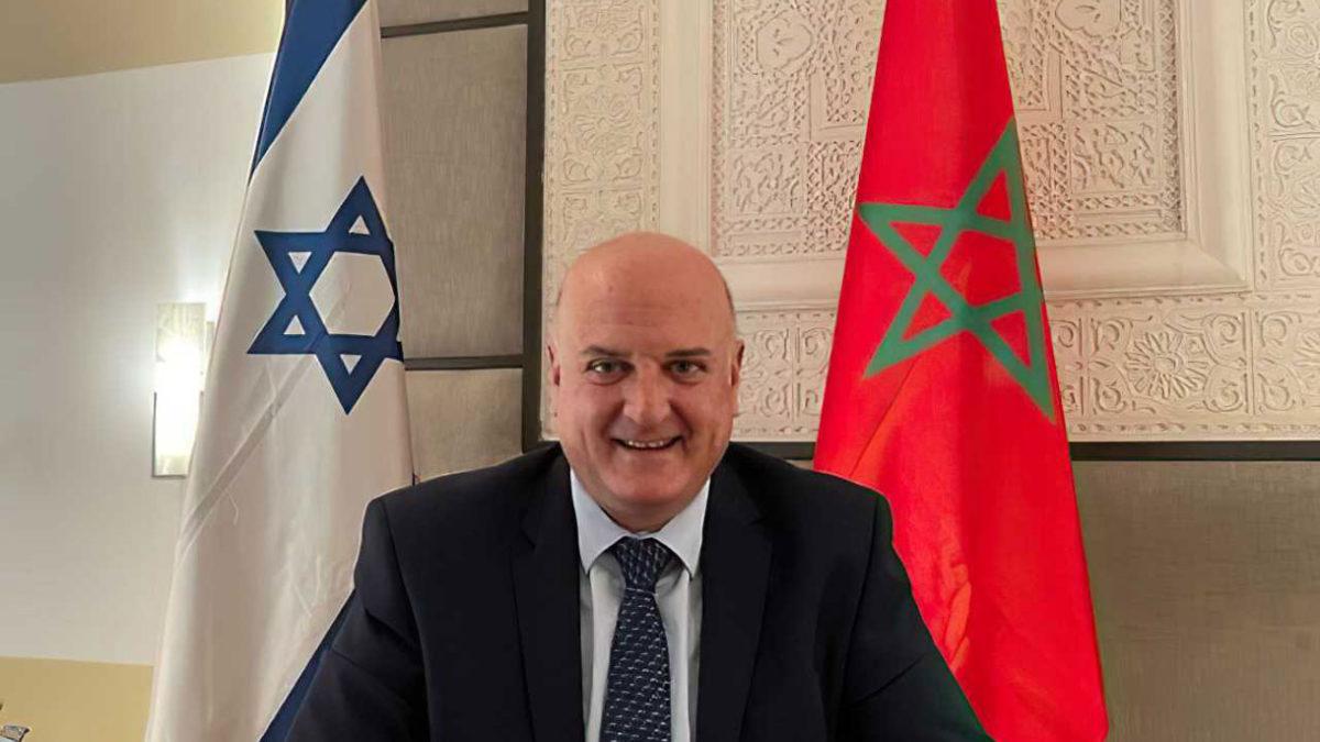 David Govrin nombrado embajador permanente de Israel en Marruecos