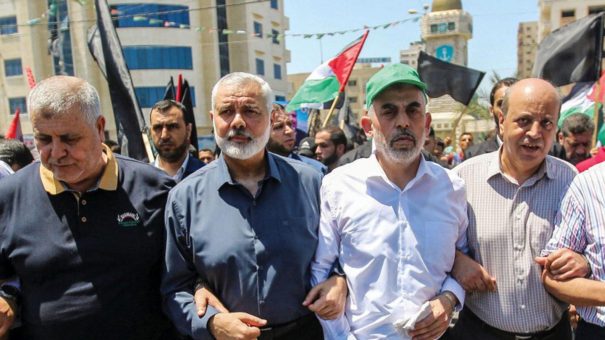 Delegación de Hamás visita Egipto para discutir el intercambio de prisioneros con Israel