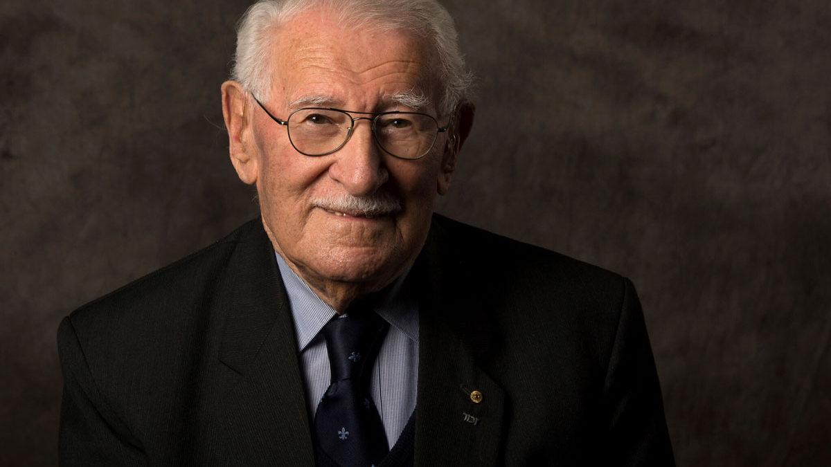 El autor y sobreviviente del Holocausto Eddie Jaku fallece en Sidney a los 101 años