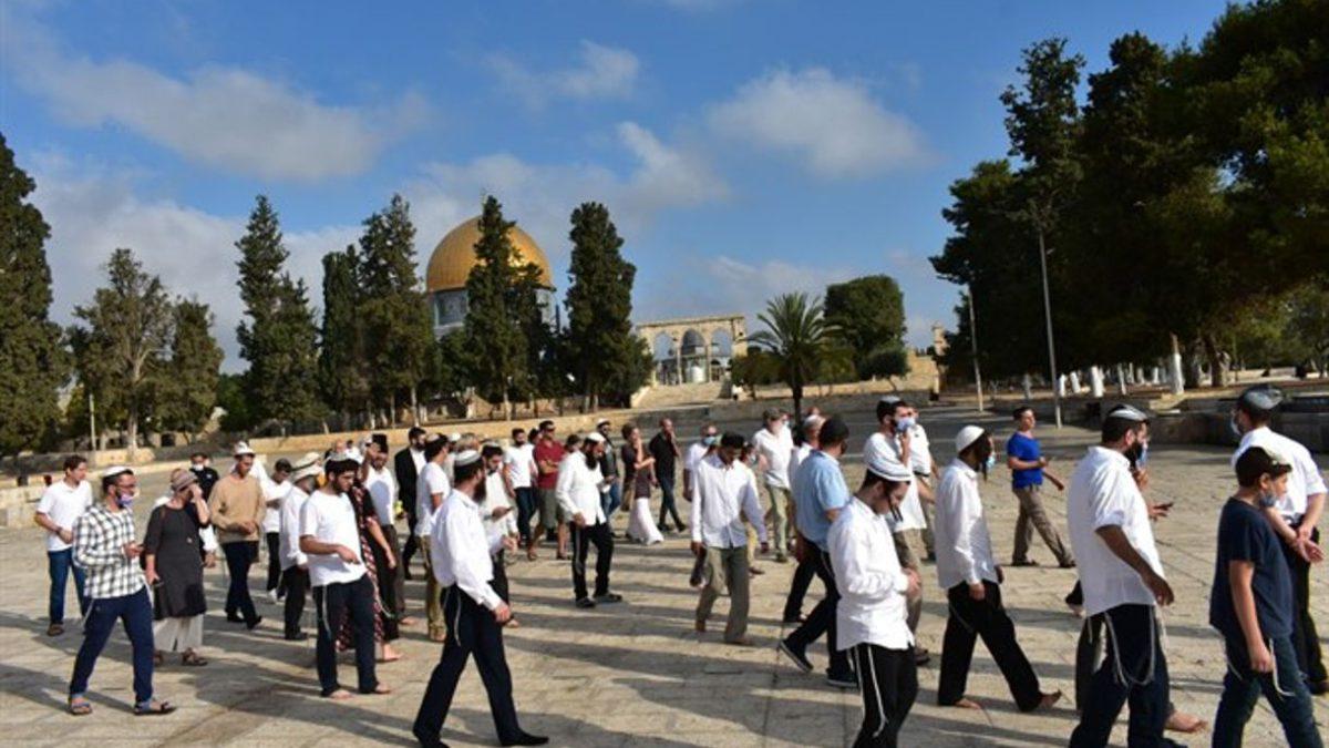 El Gobierno mantendrá el statu quo en el Monte del Templo