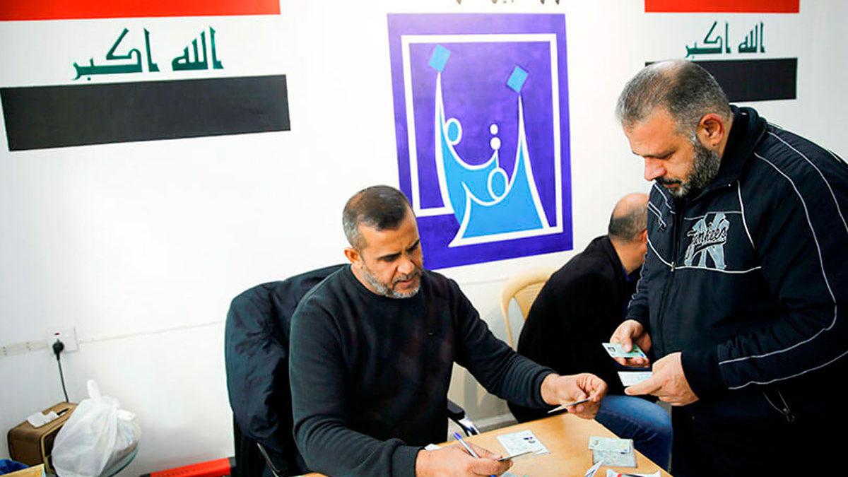 """Irán impulsa la conspiración sobre un """"fraude"""" en las elecciones de Irak"""