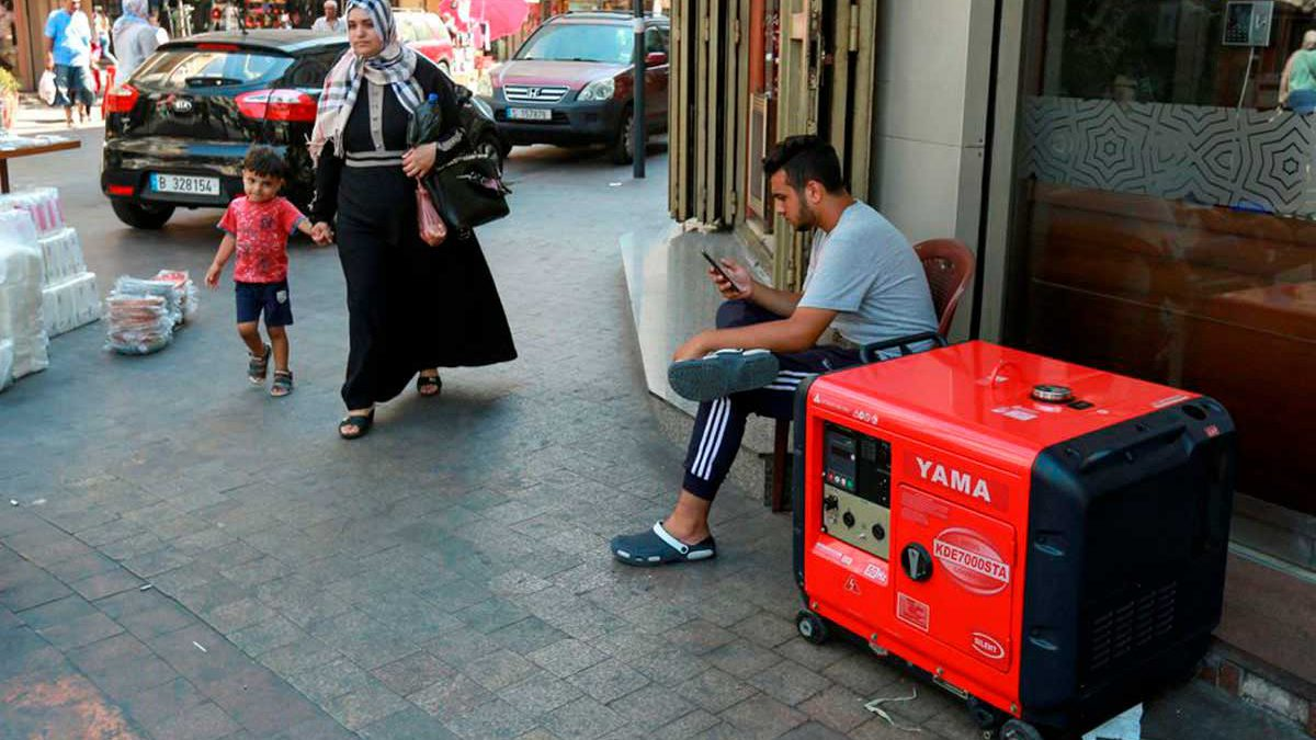 Jordania busca suministrar electricidad al Líbano a finales de año