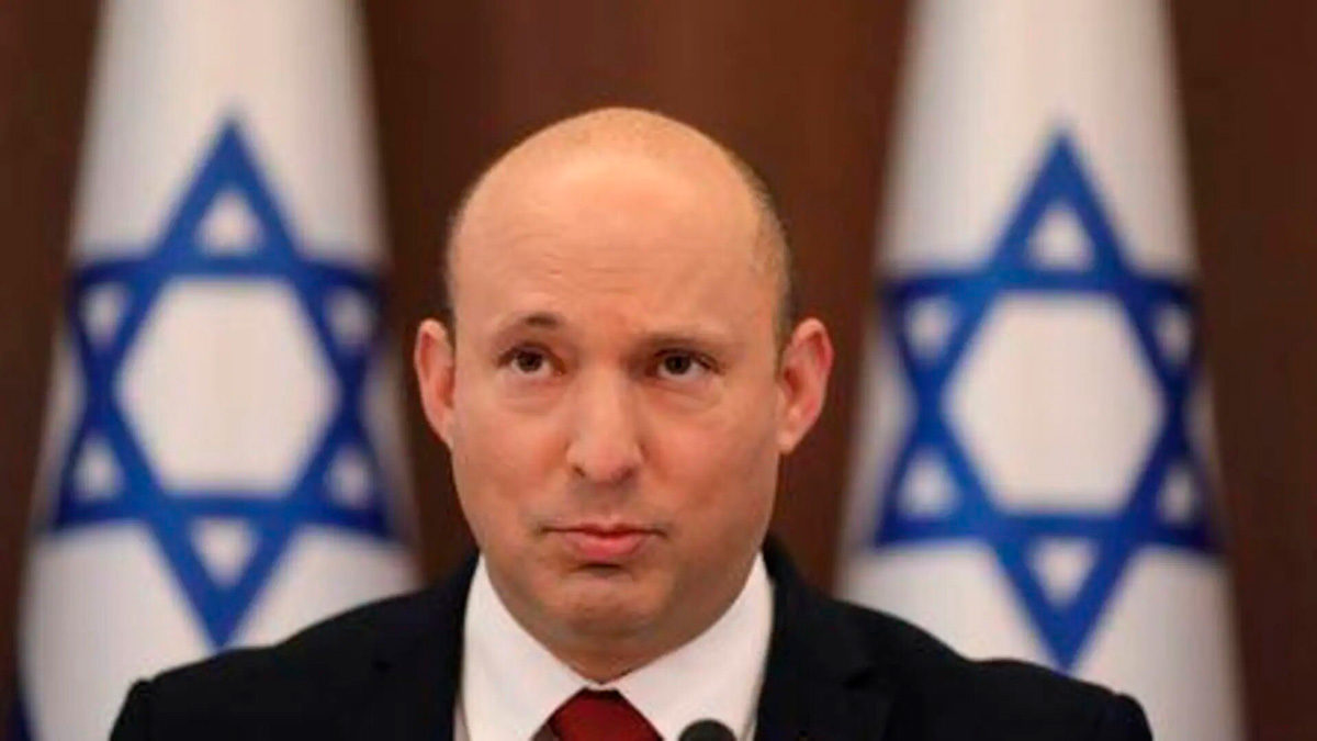 El error involuntario de Naftali Bennett en la ONU