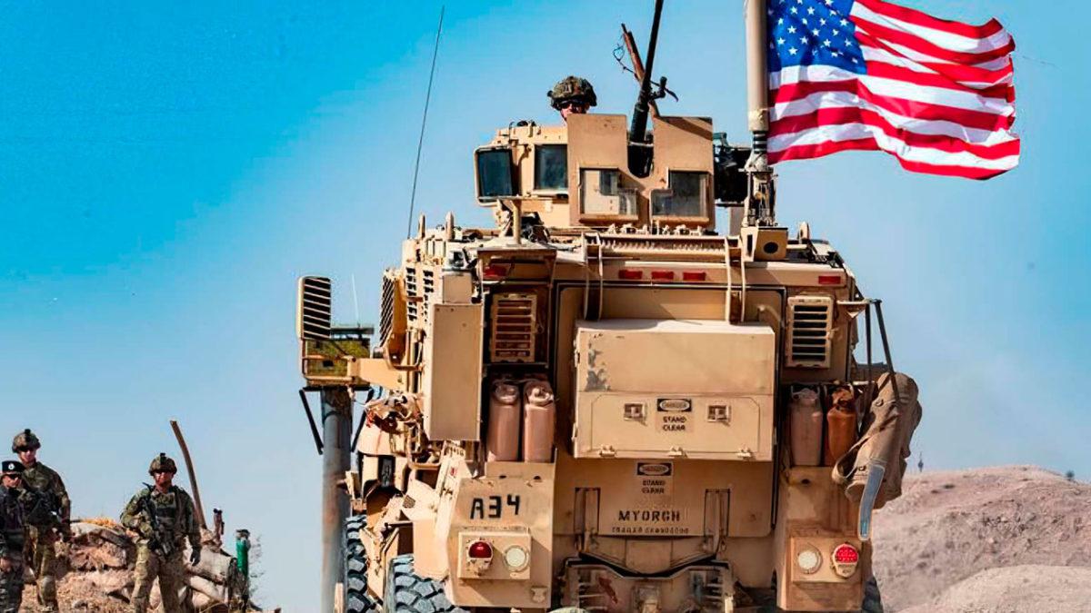 Estados Unidos permanecerá en Siria: según un alto político kurdo