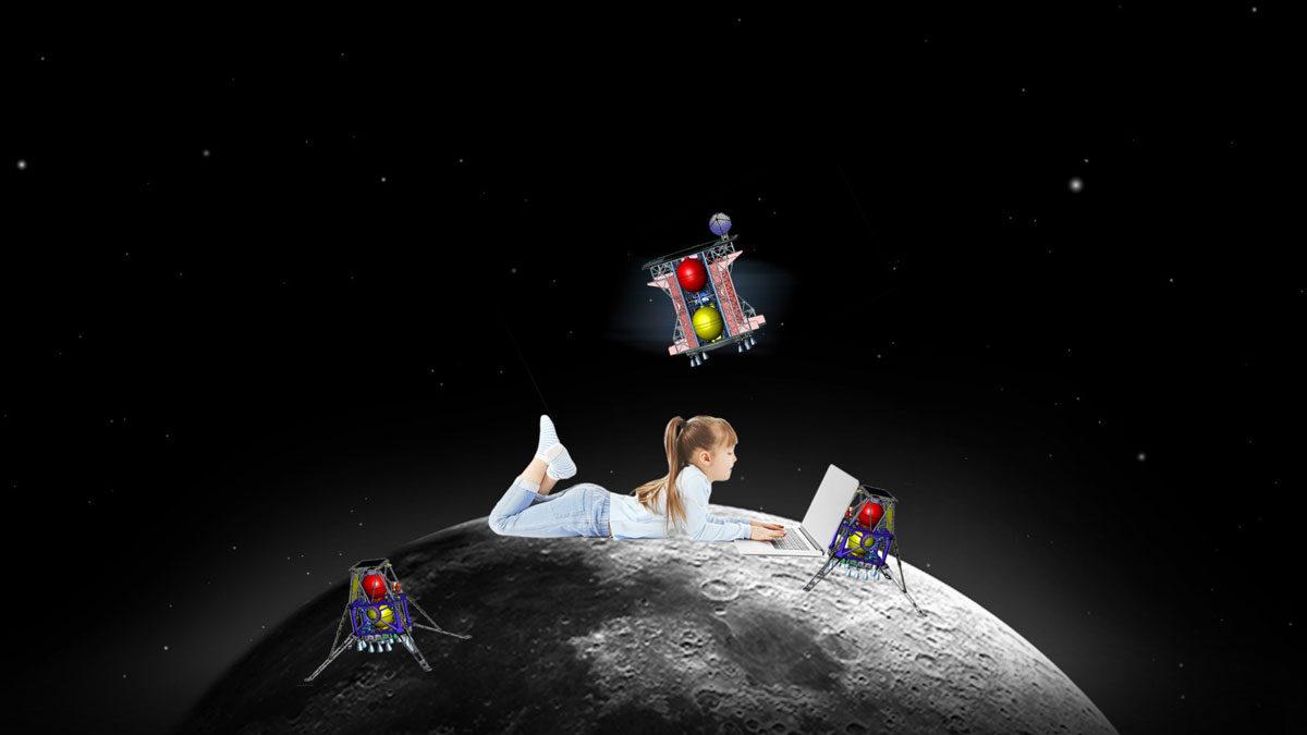 SpaceIL busca experimentos educativos a bordo para la misión Bereshit 2