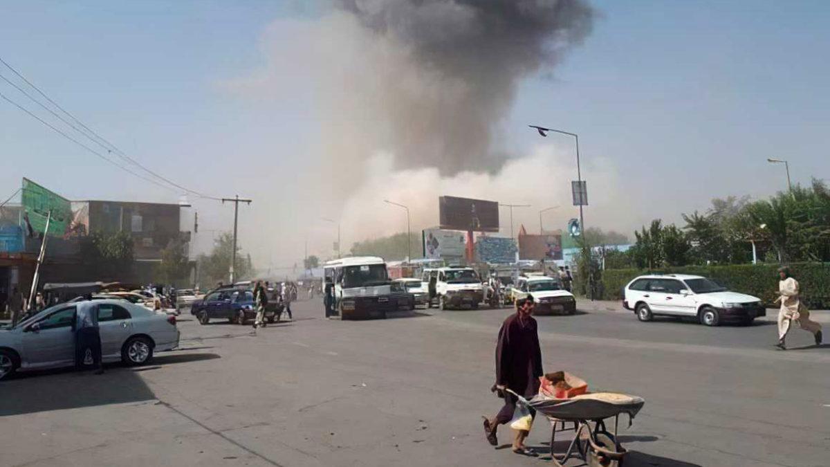 Explosión destruye una mezquita chiíta en Afganistán: Al menos 15 muertos